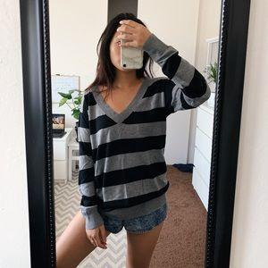 Gap striped sweater